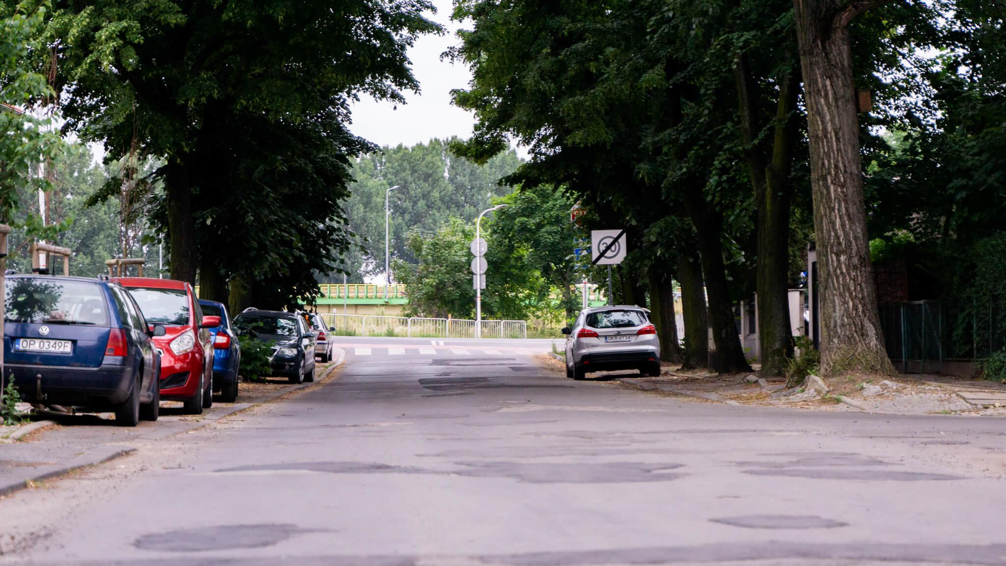 ulica Fryderyka Chopina