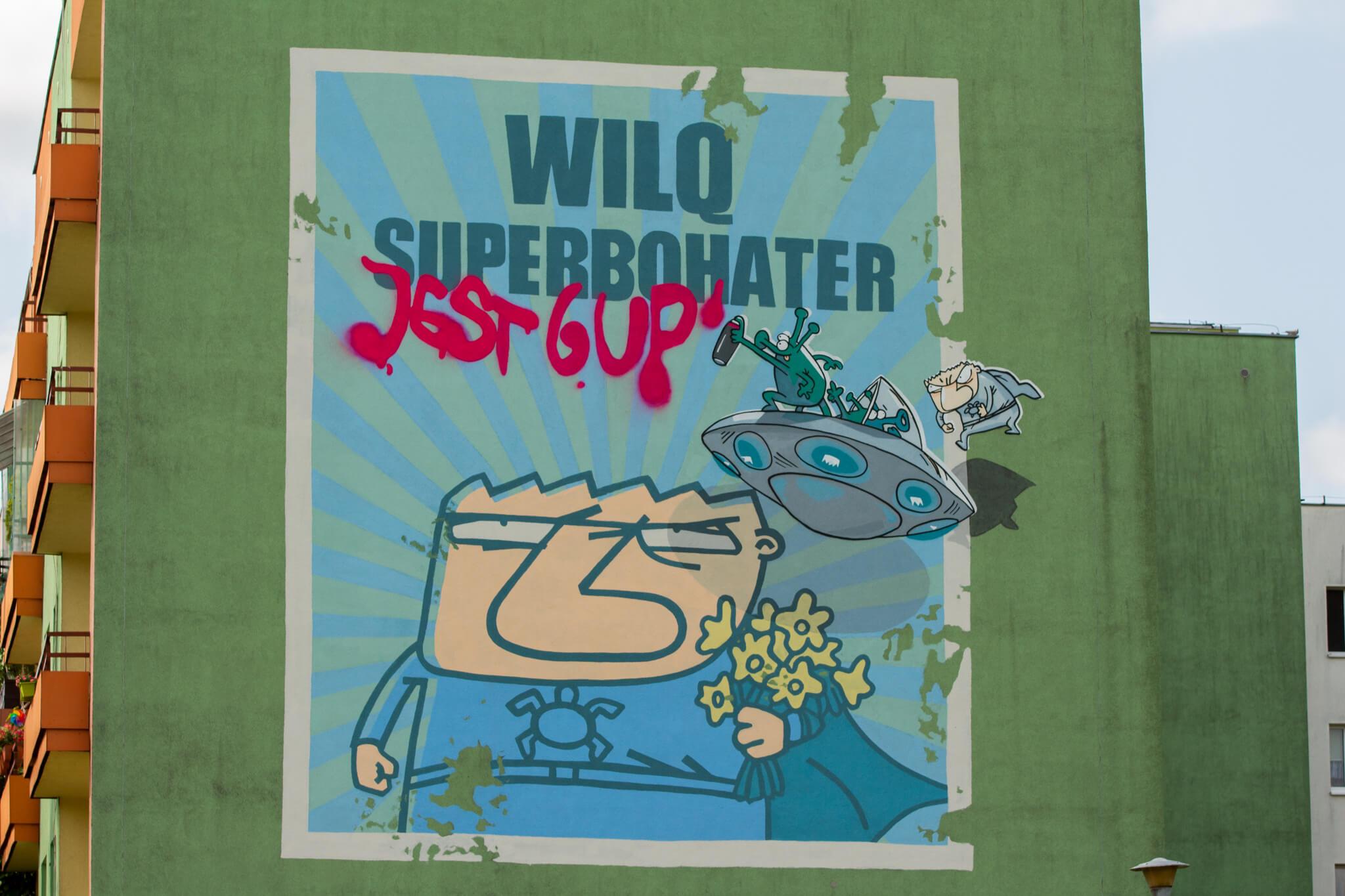 Mural Wilqu
