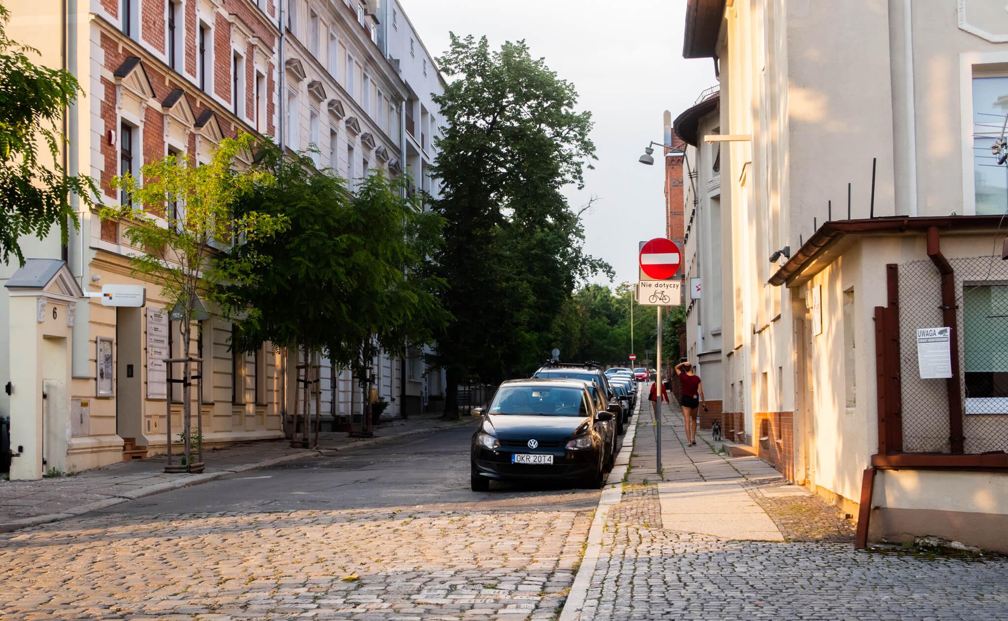 ulica Marii Konopnickiej