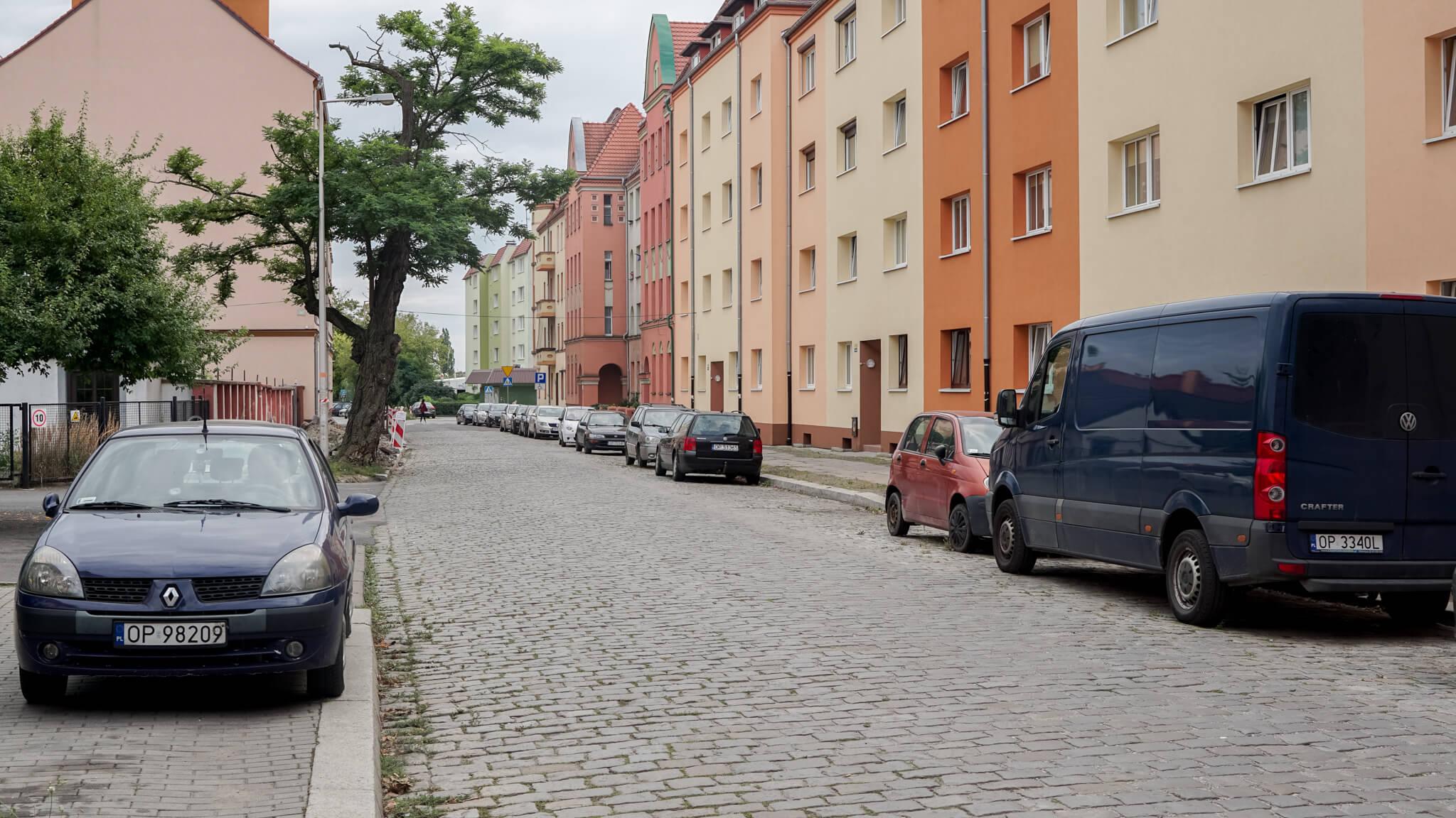 ulica Jana Kasprowicza