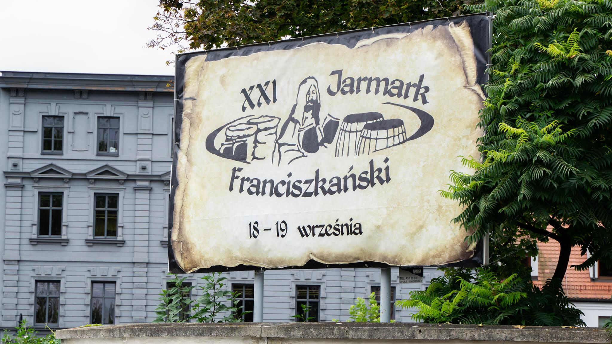 Jarmark Franciszkański 2021