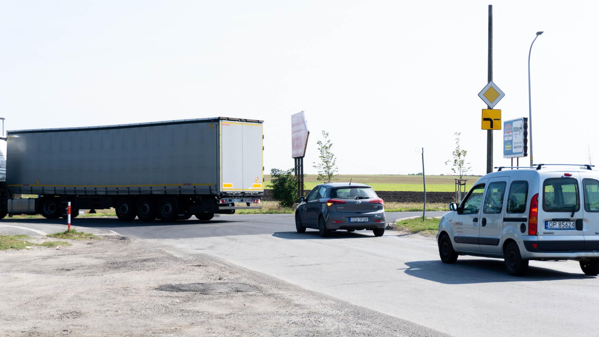 remont obwodnicy północnej Opola, objazd, zmiana organizacji ruchu