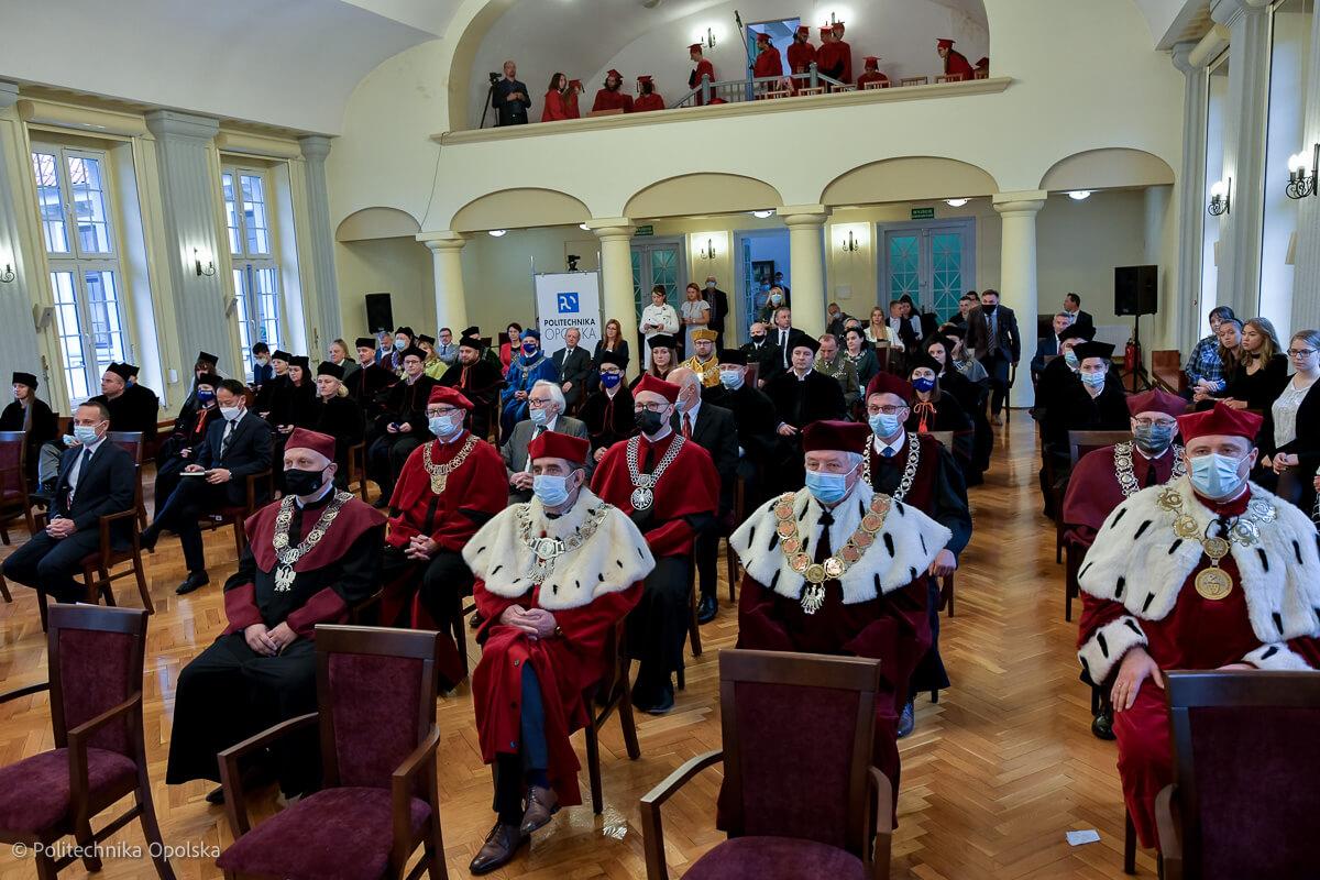 Politechnika Opolska początek roku akademickiego